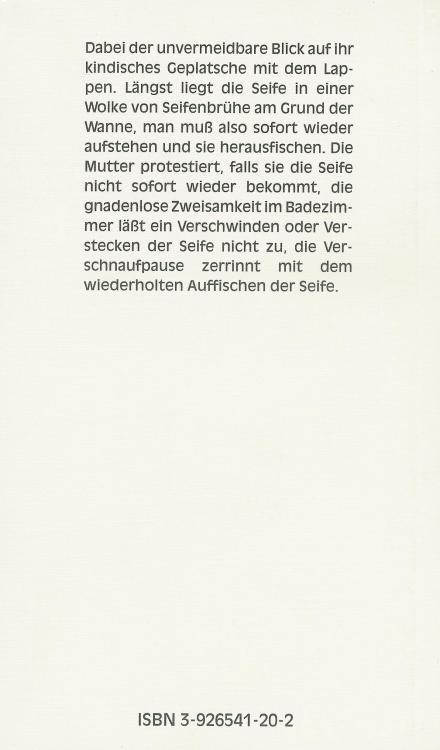 Anne-Birk-Das-naechste-Mal-bringe-ich-Rosen-Buch-Umschlag-Alkyon-Verlag-ISBN-9783926541208-Back-Rückseite