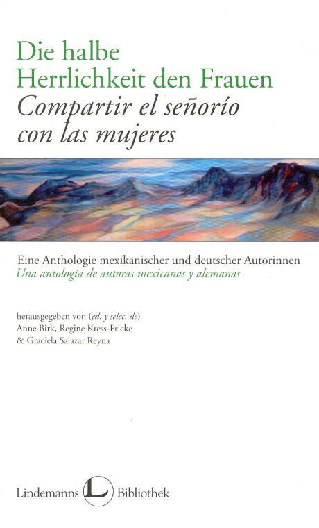 Anne-Birk-Die-halbe-Herrlichkeit-den-Frauen-Buch-Umschlag-Info-Verlag-Lindemanns-Bibliothek-ISBN-9783881904704-Front-Vorderseite