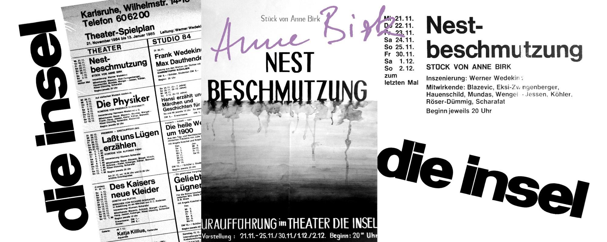 Anne-Birk-Theater-Drama-Nestbeschmutzung-Urauffuehrung-Karlsruhe-Die-Insel