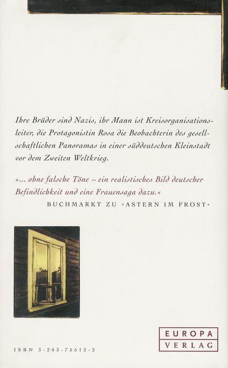 Anne-Birk-Weisse-Flecken-an-der-Wand-Buch-Umschlag-Europa-Verlag-ISBN-9783203755120-Back-Rückseite